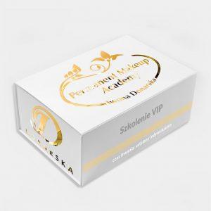 Pudełko Zakup szkolenia VIP makijaż permanentny